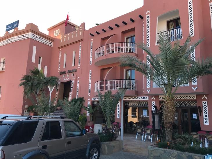 Salama Hotel, Tafraoute