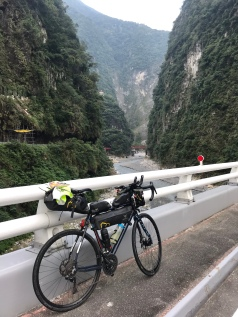 Mason Definition2 meets Taroko Gorge